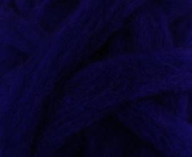 Corriedale Tanzania blauw per 25 gram