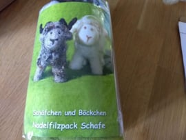Nieuw pakketje schaap (duitse beschrijvig) per pakket