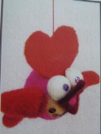 Mobilaria Love Bird per stuk