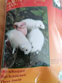 3 schaapjes