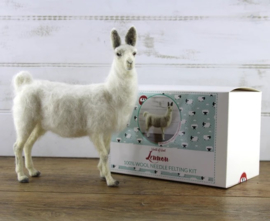 Naaldviltpakket Lennon de Lama (engelstalig) per pakket