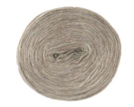 Wol voorgaren (pencil roving) per 10 gram  0003 Light beige