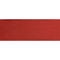 Chiffonzijde sjaal 180 x 55 cm bordeauxrood 34
