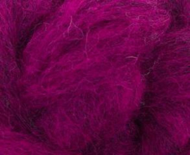 Corriedale per 25 gram cosmos roze