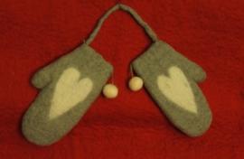 Kersthandschoentjes