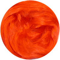 Moerbeizijde per 10 gram oranje