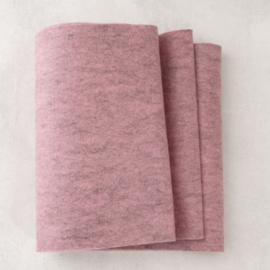 Patchfelt 20 * 30 cm 002 roze