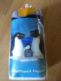 Nieuw pakketje pinguin (duitse beschrijving) per pakket