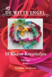 Boekje 10 kleine Kreatiefjes