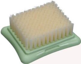 Clover borstelmat klein 9 * 6.5 cm per stuk