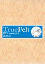 Truefelt 20 * 30 cm 509 huidskleur