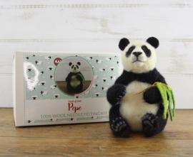 Naaldviltpakket Pepe de panda (engelstalig) per pakket