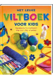 Het leuke Viltboek voor kinderen