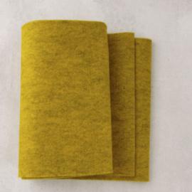 Patchfelt 20 * 30 cm 016 geel