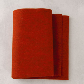 Patchfelt 20 * 30 cm 020 oranje