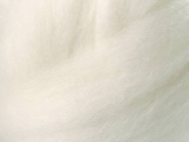Potloodlont wit per 25 gram