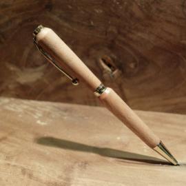 Beuken pen -Barthwoodworks.nl