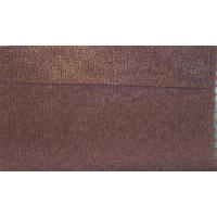 Chiffonzijde sjaal 180 x 55 cm donkerbruin 27
