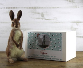 Naaldviltpakket konijn Romeo (engelstalig) per pakket