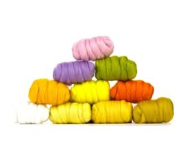 Pasen kleurenset 23 micron 10 kleuren a 25 gram per pakket