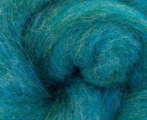 Monster Corriedale gemeleerd kleur 5 gram