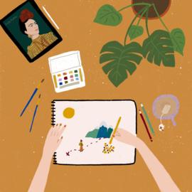 Digitale illustratie