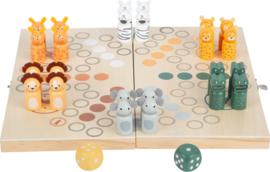 Ludo spel safari voor 6 personen