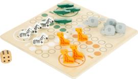 Ludo spel safari voor 4 personen