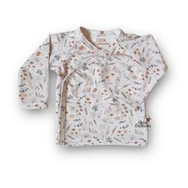 Overslag shirtje - Wild flower