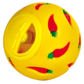 Snackbal geel