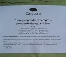 Bio Weizengraspulver (50 gramm)