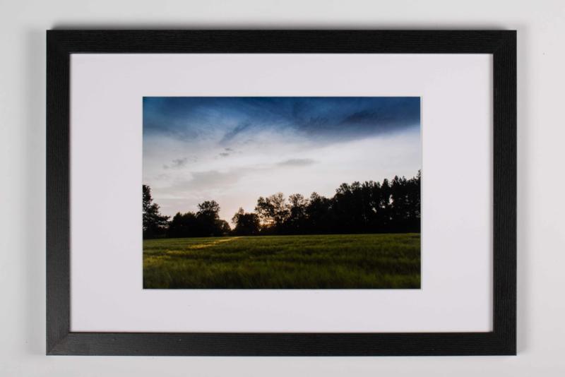 Promise (kader 34 x 49 cm)