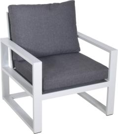 Loungestoel Pina Colada Blanco