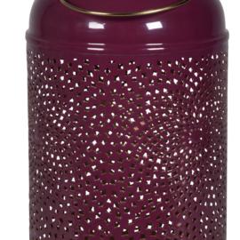Windlicht Shine purple ø 23cm