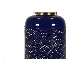 Windlicht Shine blue ø 28cm