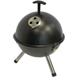 Barbecue tafelmodel kogel, ø 32cm zwart