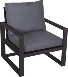 Loungestoel Pina Colada Negro