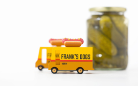 CandyVAN - Hot Dog Food Truck