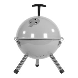 Barbecue tafelmodel kogel, ø 32cm grijs