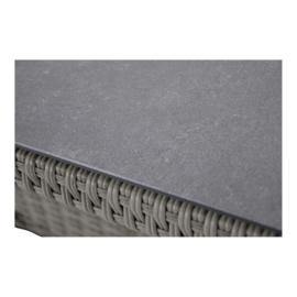 Loungetafel verstelbaar Soho Brick, 130x75cm