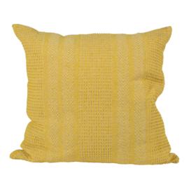 Sierkussen Yellow 60x60cm
