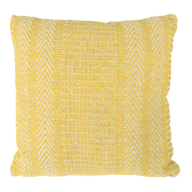 Sierkussen Yellow 40x40cm