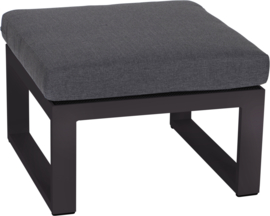 Lounge hocker Pina Colada Negro