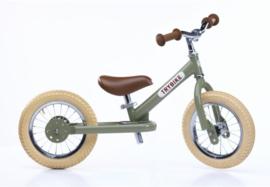 Trybike Steel loopfiets vintage green