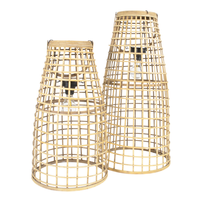 Lantaarnset Anzu met LED