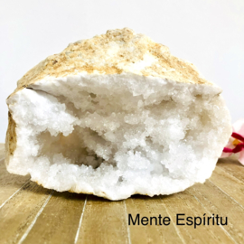 Bergkristal Geode XL