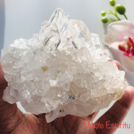Bergkristal Cluster AAA