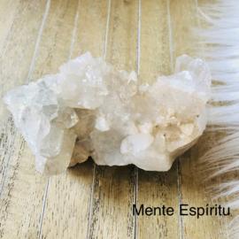 Bergkristal Cluster 185gram
