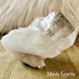 Bergkristal Cluster 271 gram