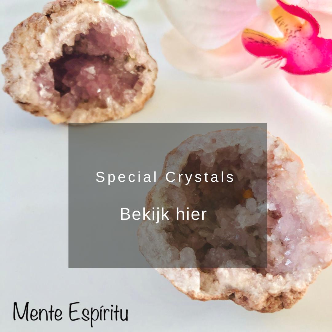 Special Crystals